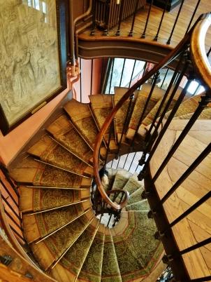 moreau stairs ALAN