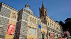 Sala del Bramante, located in Piazza del Popolo
