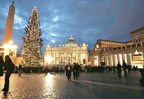 christmas rome