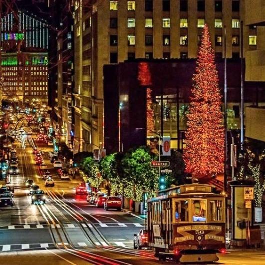 Christmas San Francisco