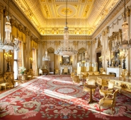 buckingham palace room