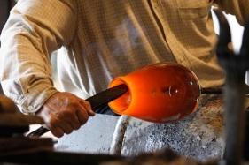 Murano glassmaking