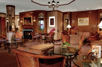 Casablanca hotel lounge