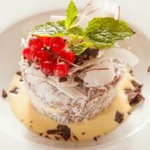ad hoc dessert