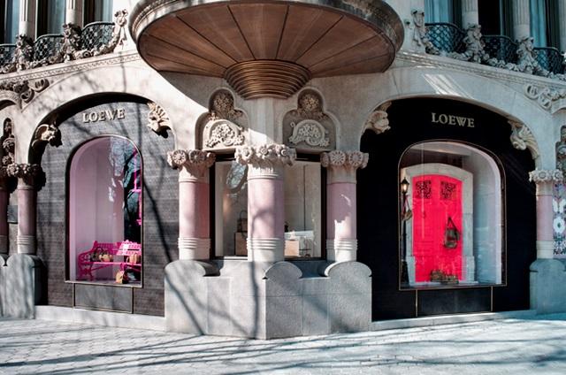 loewe in barcelona