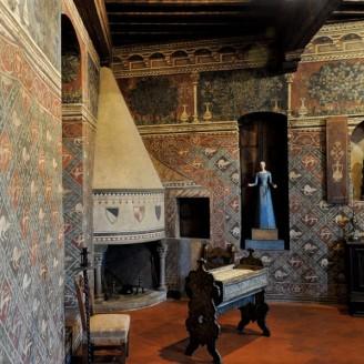 Davanzati interior room