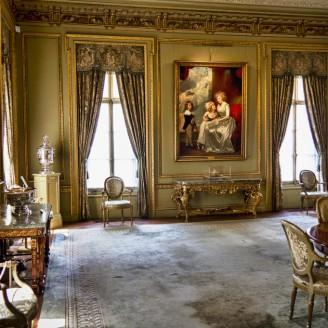 Frick dining room