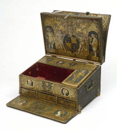 Henry VIII writing box