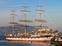 sf ship the Balclutha