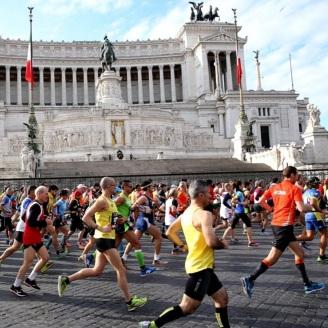 Marathon rome