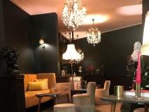 Mondaine Hotel lobby