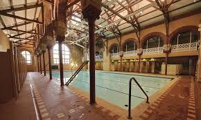 baths club Edinburgh