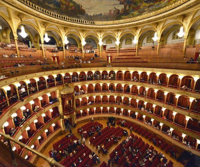 Romes Opera House
