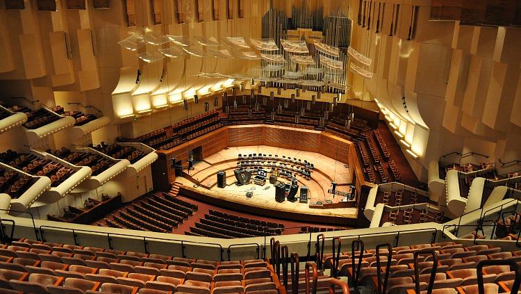 SF concert hall