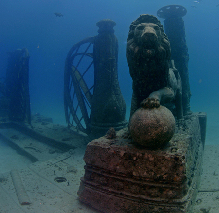 Neptune Memorial site
