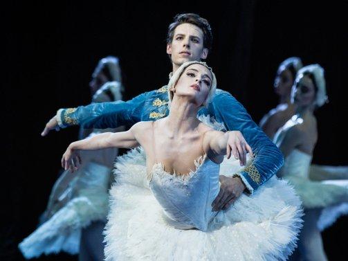 Swan-Lake rome opera ballet