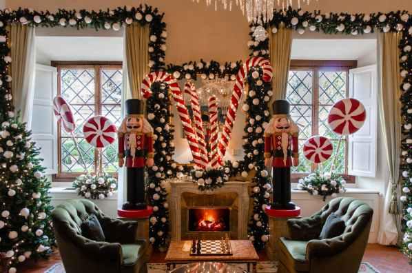 Il Palagio Christmas